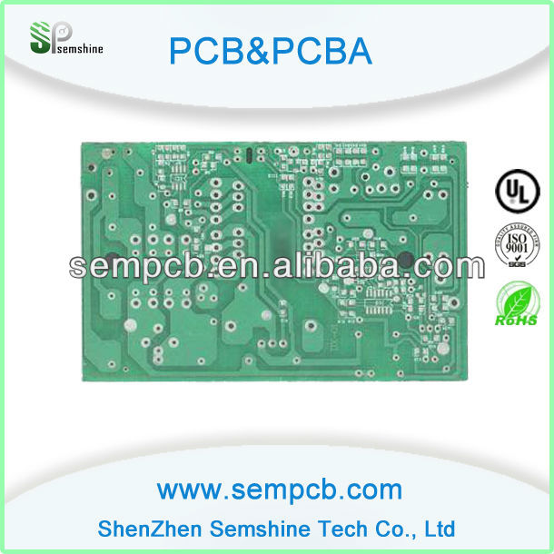 4-layer Multilayer HDI PCBs, OSP Surface and 0.25mm Minimum Hole Size