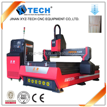 Speed servo motor milling 1325 cnc router wood carving machine for sale