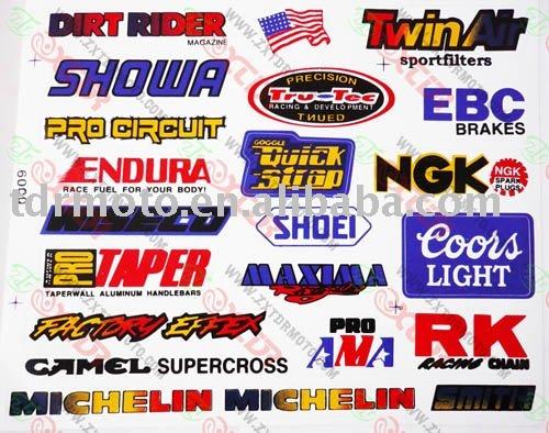 Motorcycle DecalSticker Buy Motorcycle DecalMotorbike Sticker - Motorcycle stickers