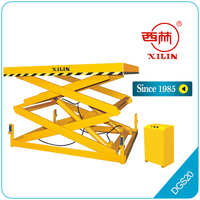 Xilin stationery scissor lift table - DGS