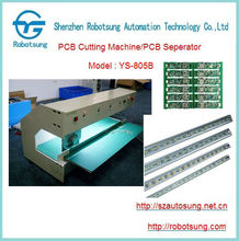 Motorized Circular Blade PCB Depanelizer/PCB depaneling machine