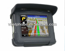 3.5 inch waterproof motorcycle gps navigator with bluetooth
