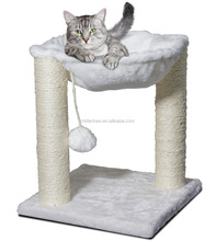 BSCI factory pet toy dog & cat unique cat tree, natural cat tree