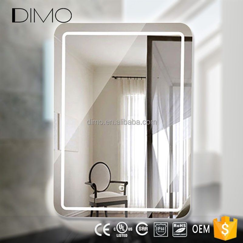 Manufacturers large elegant Stylish Light 2835/5050 LED Lighting mirror