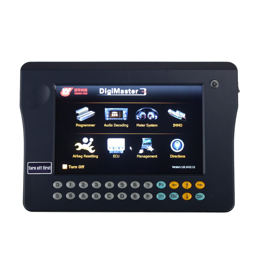 Update Online!!YANHUA Digimaster 3 Full Set with 1080 Tokens Digital Odometer Reset Digimaster III ODD2 Mileage Correction