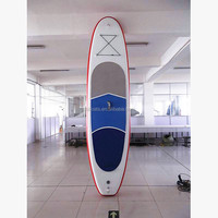 high quality wooden stand up paddle boards/Fiberglass SUP Board /EPS Foam Core Paddle Board