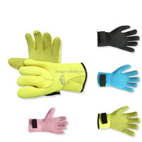 3MM NEOPRENE DIVING GLOVES FOR COLD WATER Adult Anti-Slip point