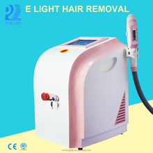 Guangzhou professional manufactory!!! portable IPL hair remover/elight beauty machine for armpit hair
