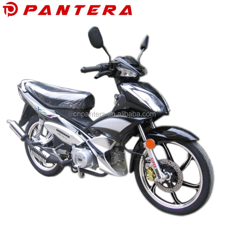 New 125cc Mini Moped Chongqing Supplier Factory Price 110cc 4 Stroke Motorcycle