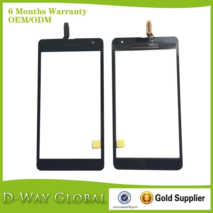 High quality for nokia lumia 535 touch screen digitizer