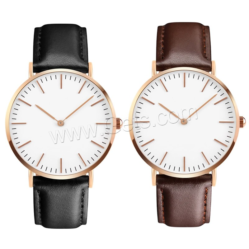 New design Wrist Watch leather watch straps in dubai smart watch leather