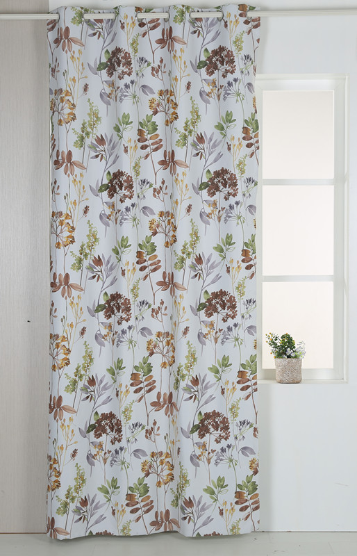 blackout curtain fabric