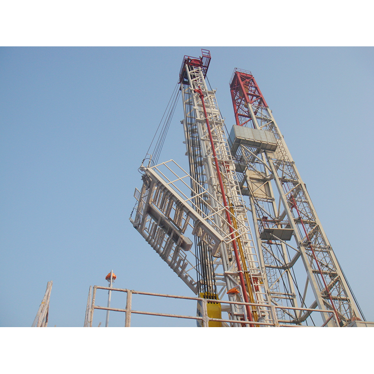 High quality china made large machinery water drilling rig