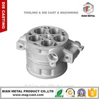 Alibaba china supplier strong die casting motorcycle spare parts