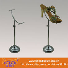 Shoe Shop Display Stand / Shoes Display Fixture / China Display Racks for sale