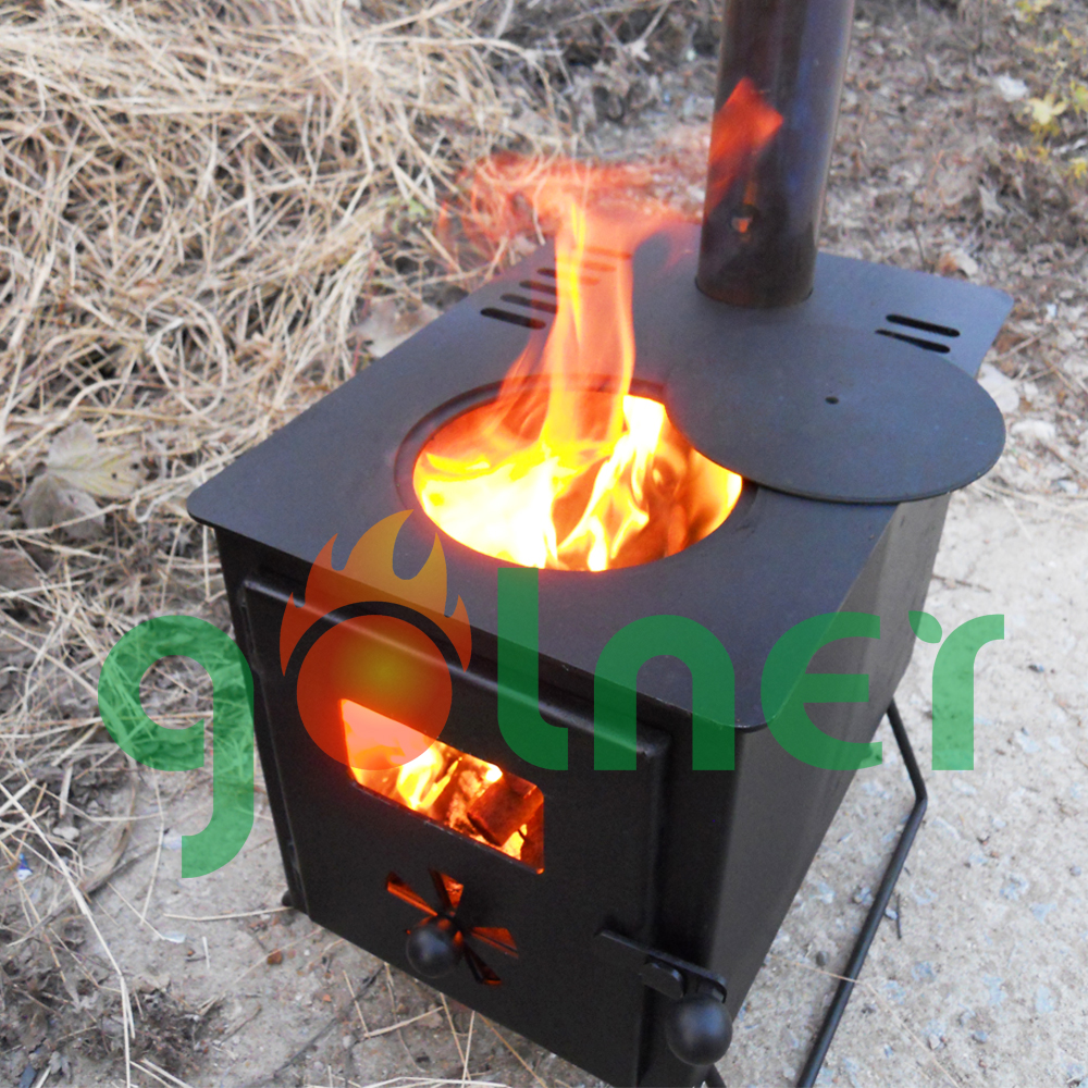 Golner wood burning stove