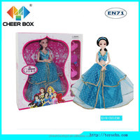 China factory barbie doll make up barbie dolls set
