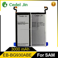 manufacture fly mobile battery EB-BG930ABE for Samsung Galaxy S7 G9300 G930 G930F G930A