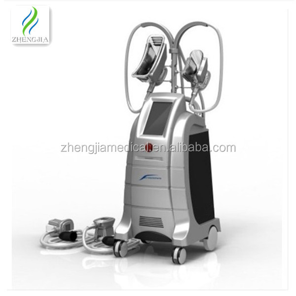Top professional cryo fat freezing cryolipolisis machine cool body slimming equipment