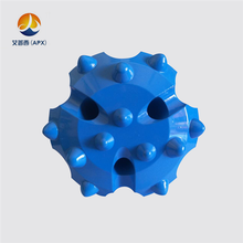 high quality pneumatic dth hammer bit/piling drill bit for mining tool