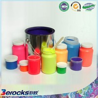 Water Based Acrylic Eco-Friendly Luminous Multi Color Paint
