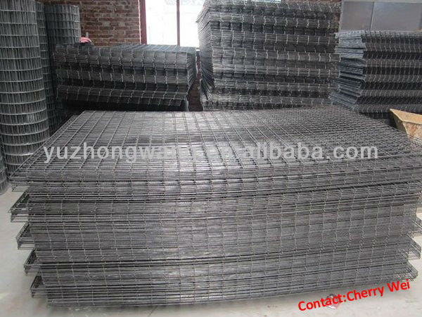 Heavy gauge galvanized welded wire mesh panel (Anping factory)