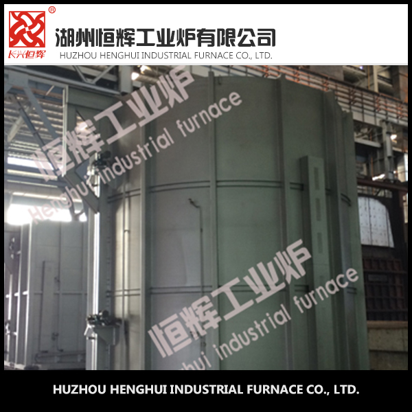 2016 New cover type heat treatment furnace with CE certificate