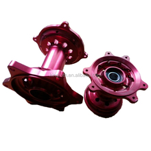 New Red Motorcycle Wheel Hub for Motocross