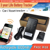 1 year 2 year 3 year Long battery life Magnet GPS Tracker Car Tracker Vehicle Tracker/Voicer