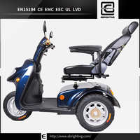 new style light disabled scooter BRI-S06 x-racer scooter 150cc