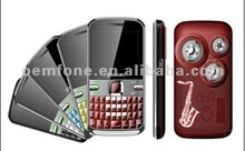 Triple sim card mobile phone