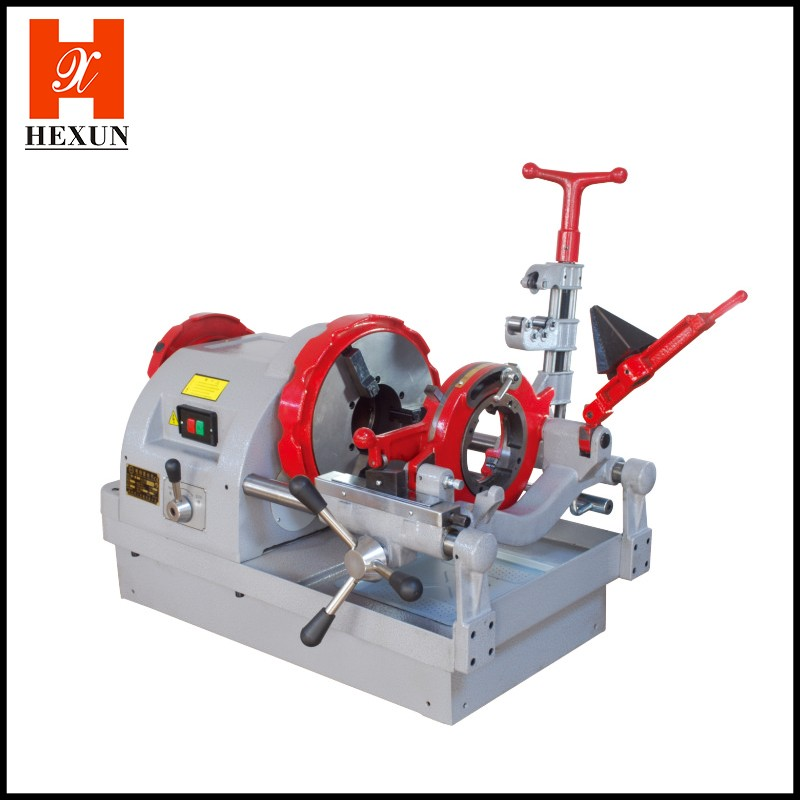 High Quality BSPT NPT Pipe Tools Threading Machine