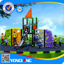 2015 Good quality attractive funny climbing wall for kids (YL-PY010)