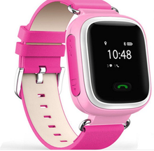 SOS SMS smart watch Q60 kids gps tracker smart watch with best price