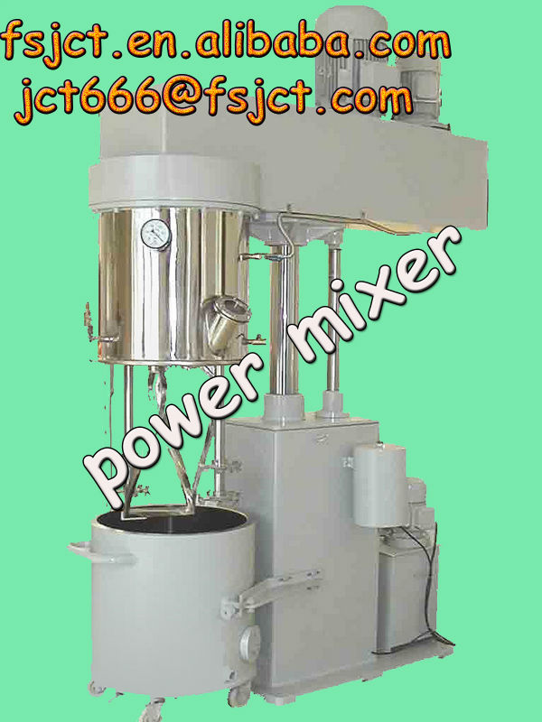 JCT power mixer machine applies emulsions DLH-100L