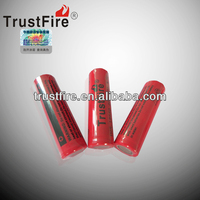 Trustfire 18650 3.7v 2000mAh li-ion battery 18650 for electronic cigarette EGO CE4