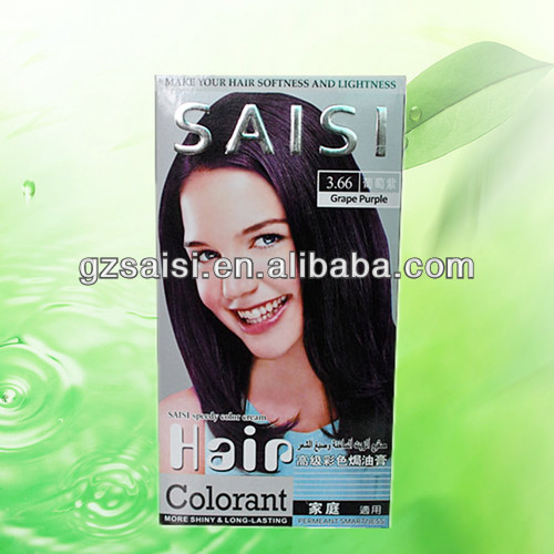 SAISI Professional nature essence permanent hair dye buy