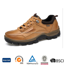 New arrival singapore mens best cheap composite toe cap footcare action trekking shoes brand