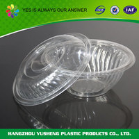 Promotion product PS camping non-toxic plastic bowl