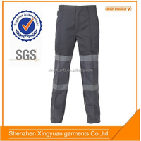 Star SG Alibaba Custom Work Uniform Workwear reflective & men's poly/cotton spring trousers