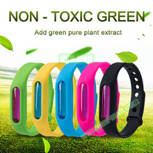 Wholesale Natural Plant Essential Oil Mosquito Repellent Bracelet Patch for Anti Mosquito