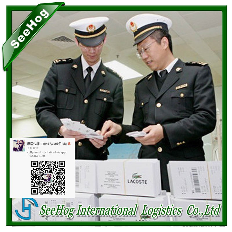 import export broker license hong kong import miner water provide clearance service