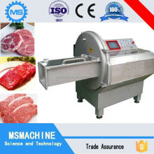 Late-model meat and bone cutting machine