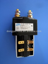 Albright type SW180 single pole single throw normal open dc contactor use for Tuk with UL,TUV, ROHS
