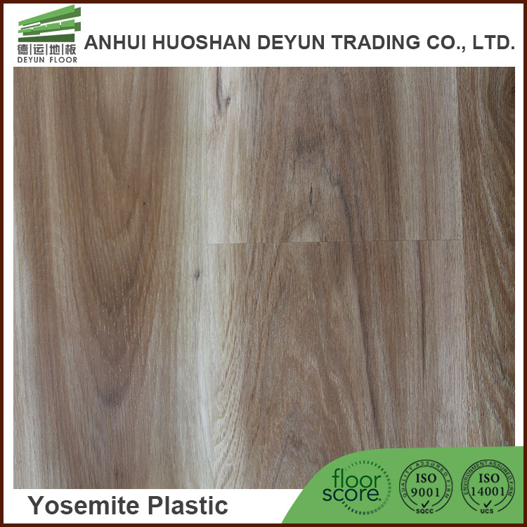 160446 WPC Flooring For Basketball Court With Click Wood Plastic