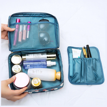 Multifunctionele Make up Cosmetische bag Case Toiletartikelen Reizen Kit Organizer