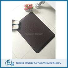 factory direct Kitchen office non slip pu foam pad floor mat anti fatigue mats
