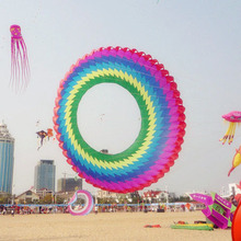 colorful 10m round kites