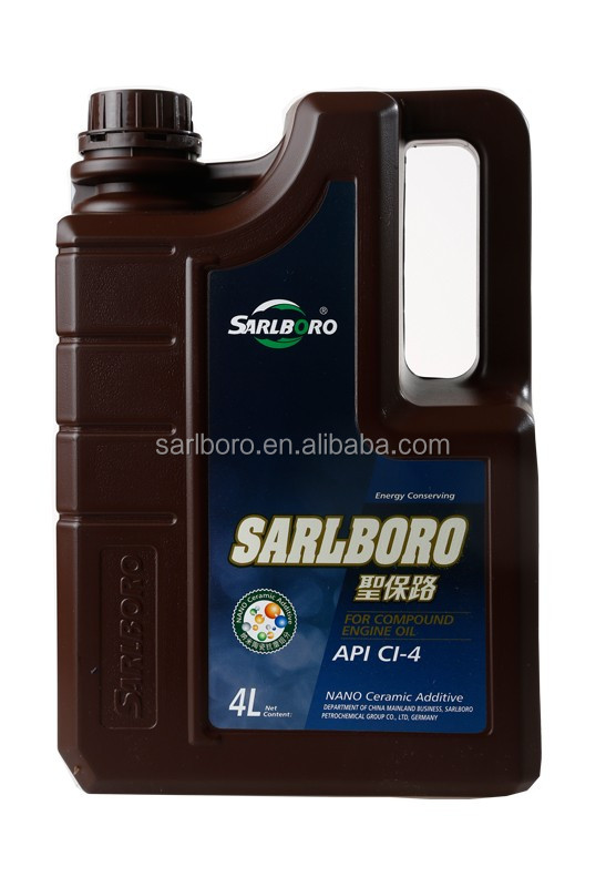 Good price fully synthetic SAE 40 engine oil for diesel and petrol