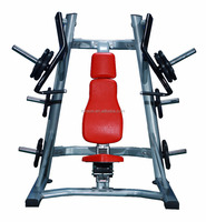 Plate Loaded fitness equipment incline chest press